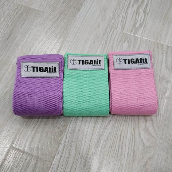 Тканевые фитнес резинки TIGAfit
