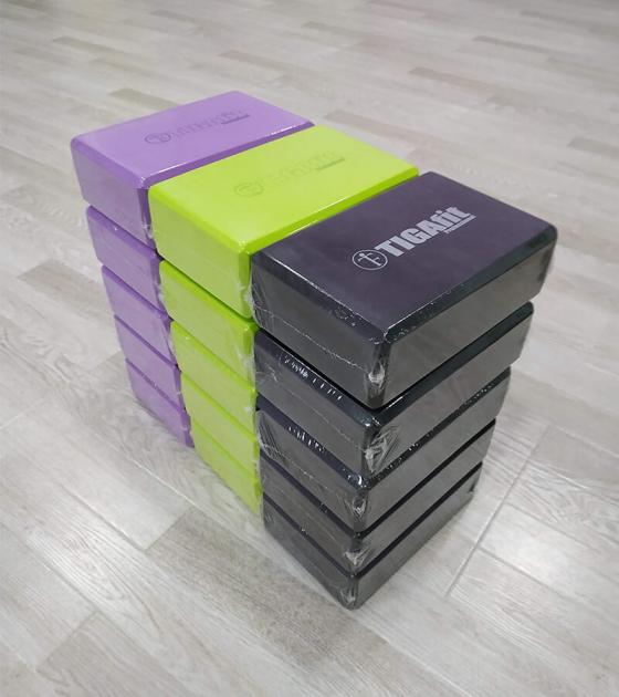 Блоки для фитнеса